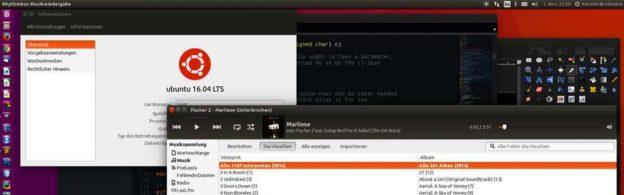 Headerbild: Linux auf iMac